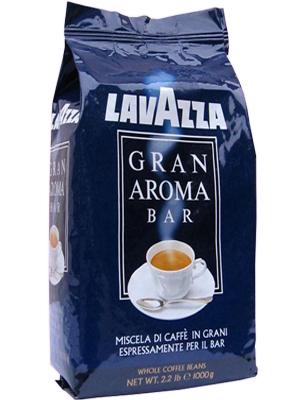 LavAzza Gran Aroma Bar  кофе в зерне 1 кг