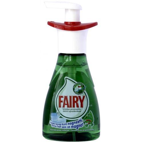 Fairy Active Foam 375 ml пена для мытья посуды