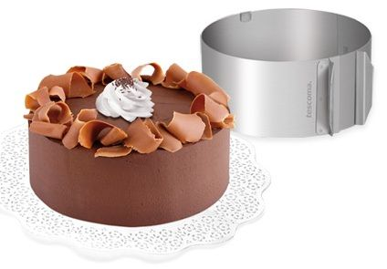 Tescoma Форма  для торта и кекса раскладная  DELICIA 18см 623380