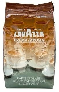 LavAzza CREMA e AROMA кофе в зерне 1 кг