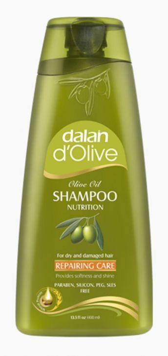 """Dalan d""""Olive Шампунь для волос восстанавливающий"""