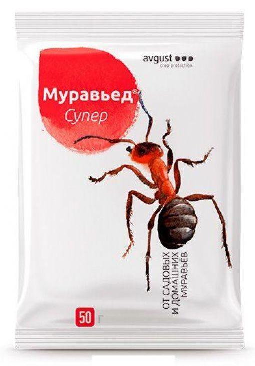 Муравьед СУПЕР 50 гр гранулы
