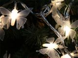 Гирлянда 40 лампочек БАБОЧКИ