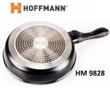 Сковорода с мраморным покрытием + крышка 28 см HOFFMANN HM 9828